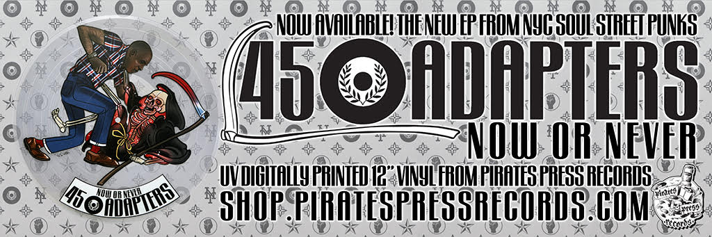 45 Adapters banner