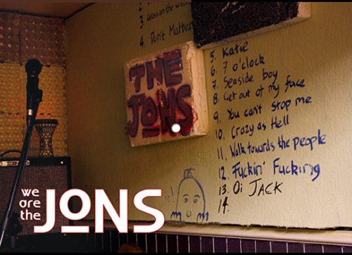 "The Jons - ""Flexi Set #3"""