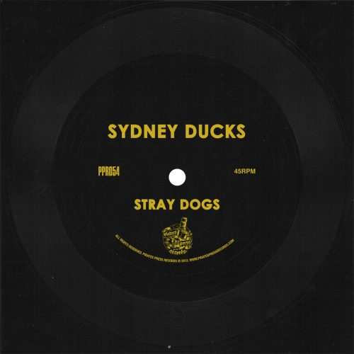 "Sydney Ducks - ""Stray Dogs"""