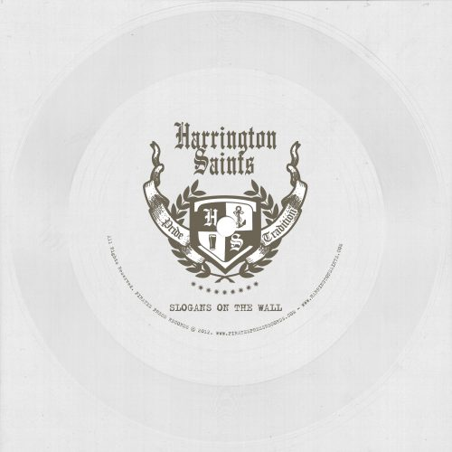 "Harrington Saints - ""Slogans on the Wall"""