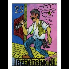 "PPR090 picture disc La Plebe - ""Been Drinkin' Again"""