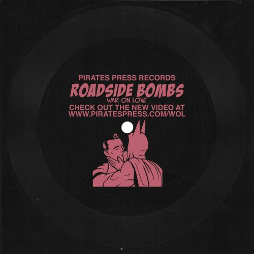 "Roadside Bombs - ""War On Love"""
