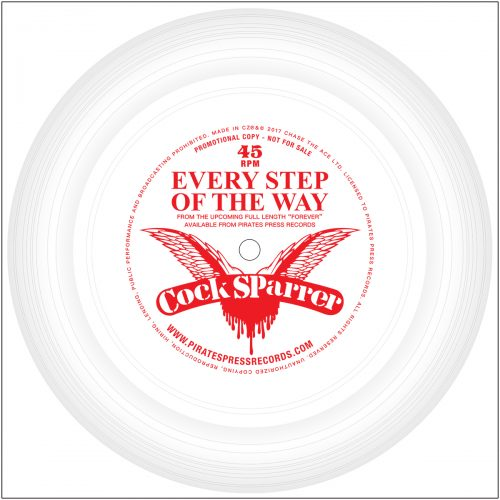 "Cock Sparrer - ""Every Step Of The Way"""