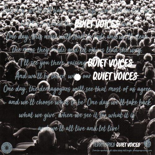 """Territories - """"Quiet Voices"""""""