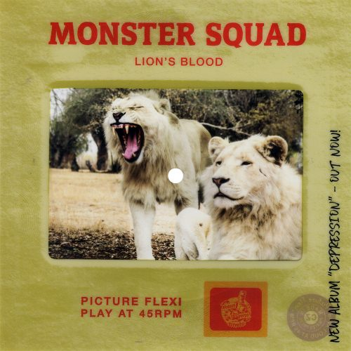 "PPR205F Monster Squad - ""Lion's Blood"""