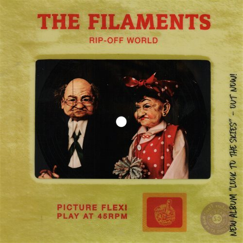 "The Filaments - ""Rip-Off World"""