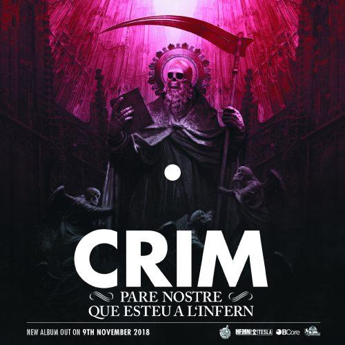 """CRIM - """"Para Nostre Que Esteu A L'Infern"""""""