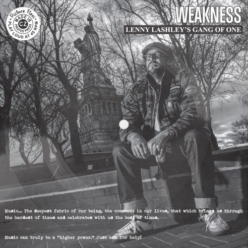"Lenny Lashley's Gang of One - ""Weakness"" NA/AA Charity Promo Version"