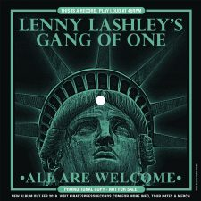 Lenny Lashley's Gang of One -