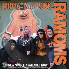 PPR241F-Ramoms-Gritty-is-a-Punk-Flexi