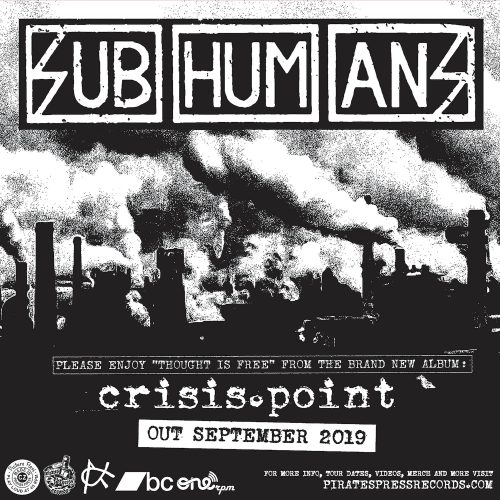 PPR248F-Subhumans-Thought-Is-Free-Flexi