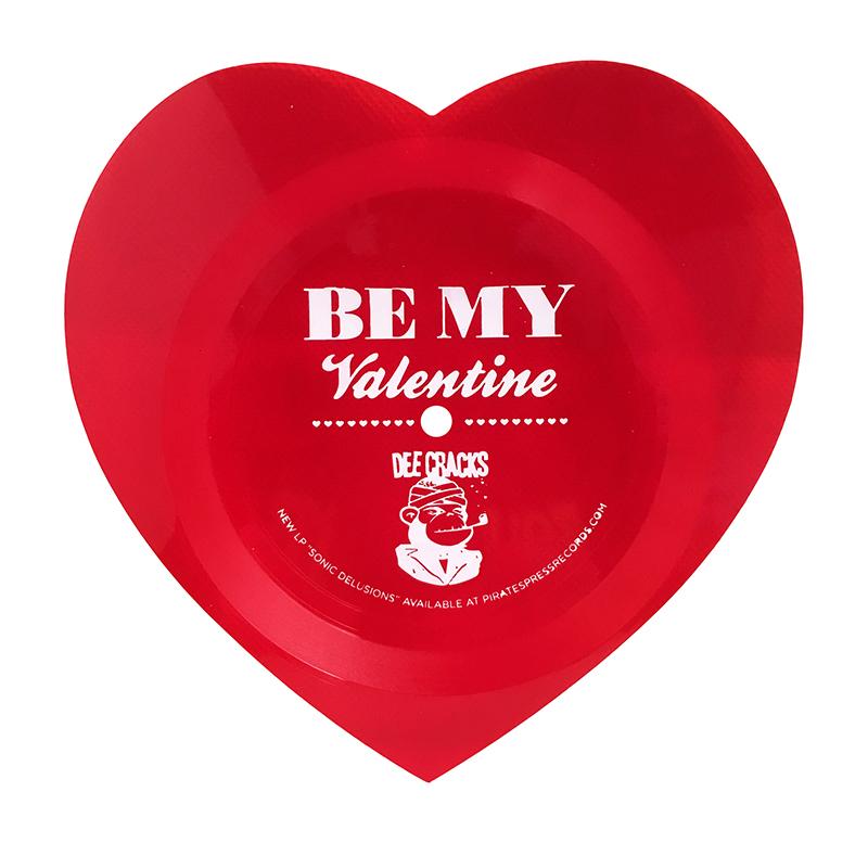 "DeeCRACKS - ""Valentine"""