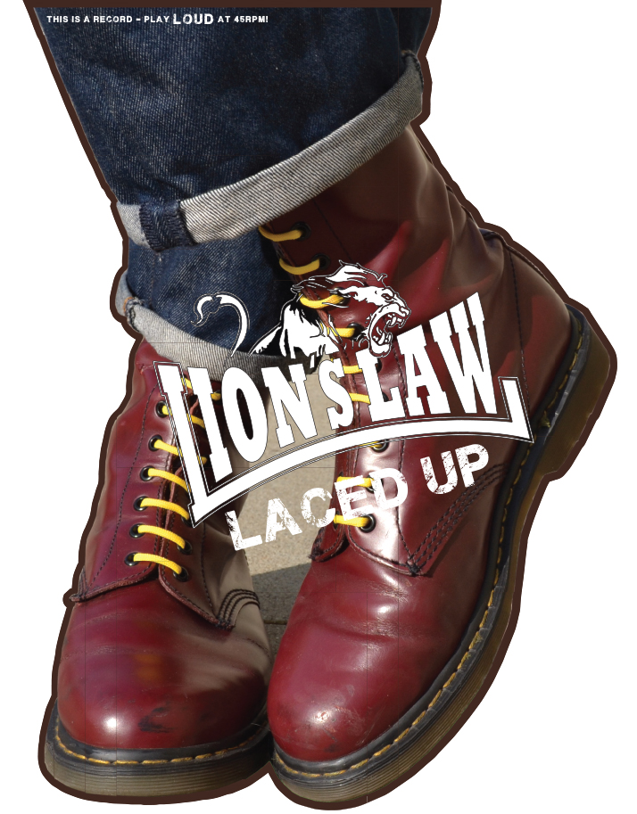 """Lion's Law - """"Laced Up"""""""