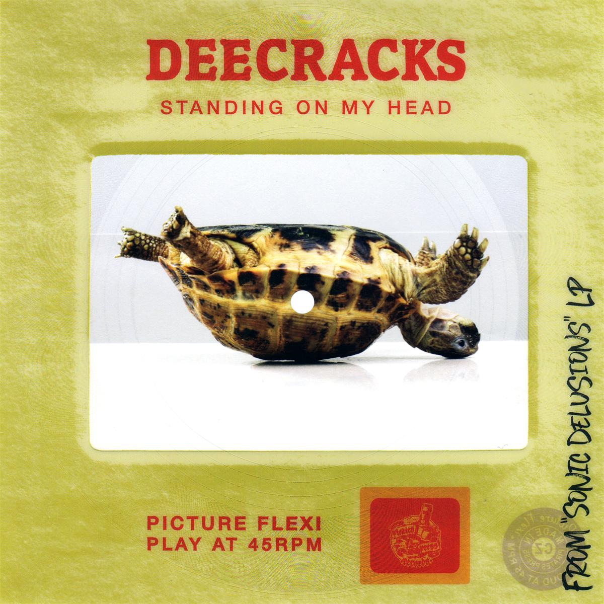 """DeeCRACKS - """"Standing On My Head"""""""