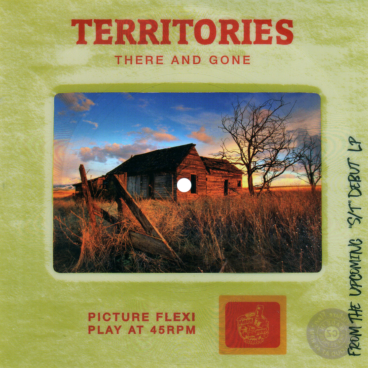 """Territories - """"There And Gone"""""""