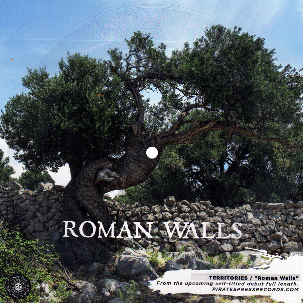 "Territories - ""Roman Walls"""