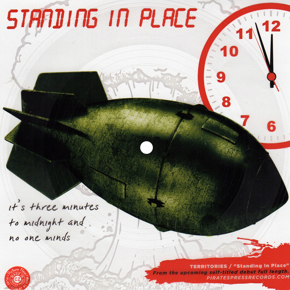 """Territories - """"Standing In Place"""""""