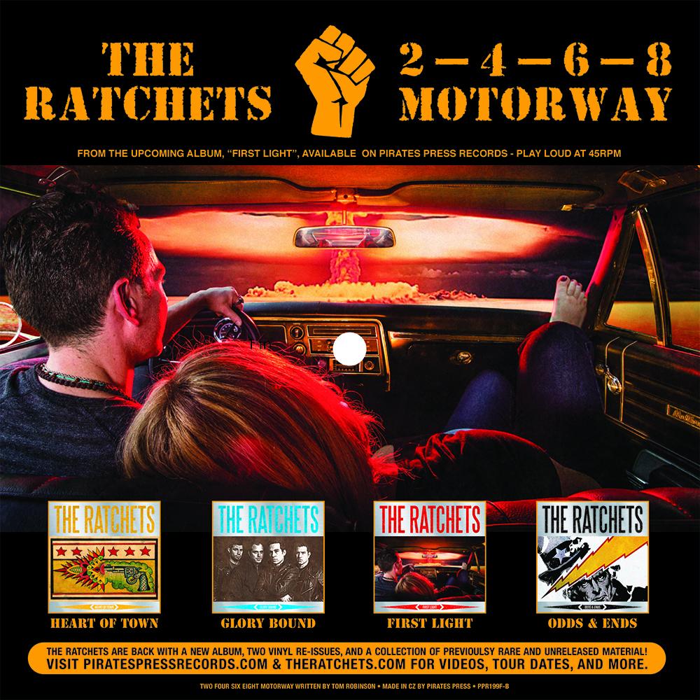 "The Ratchets - ""2-4-6-8 Motorway"""