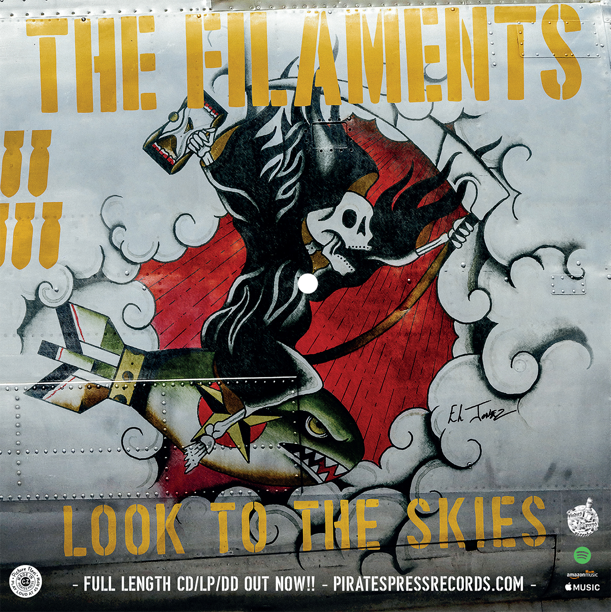 "The Filaments - ""Look To The Skies"""