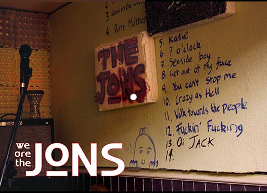 """The Jons - """"Flexi Set #3"""""""
