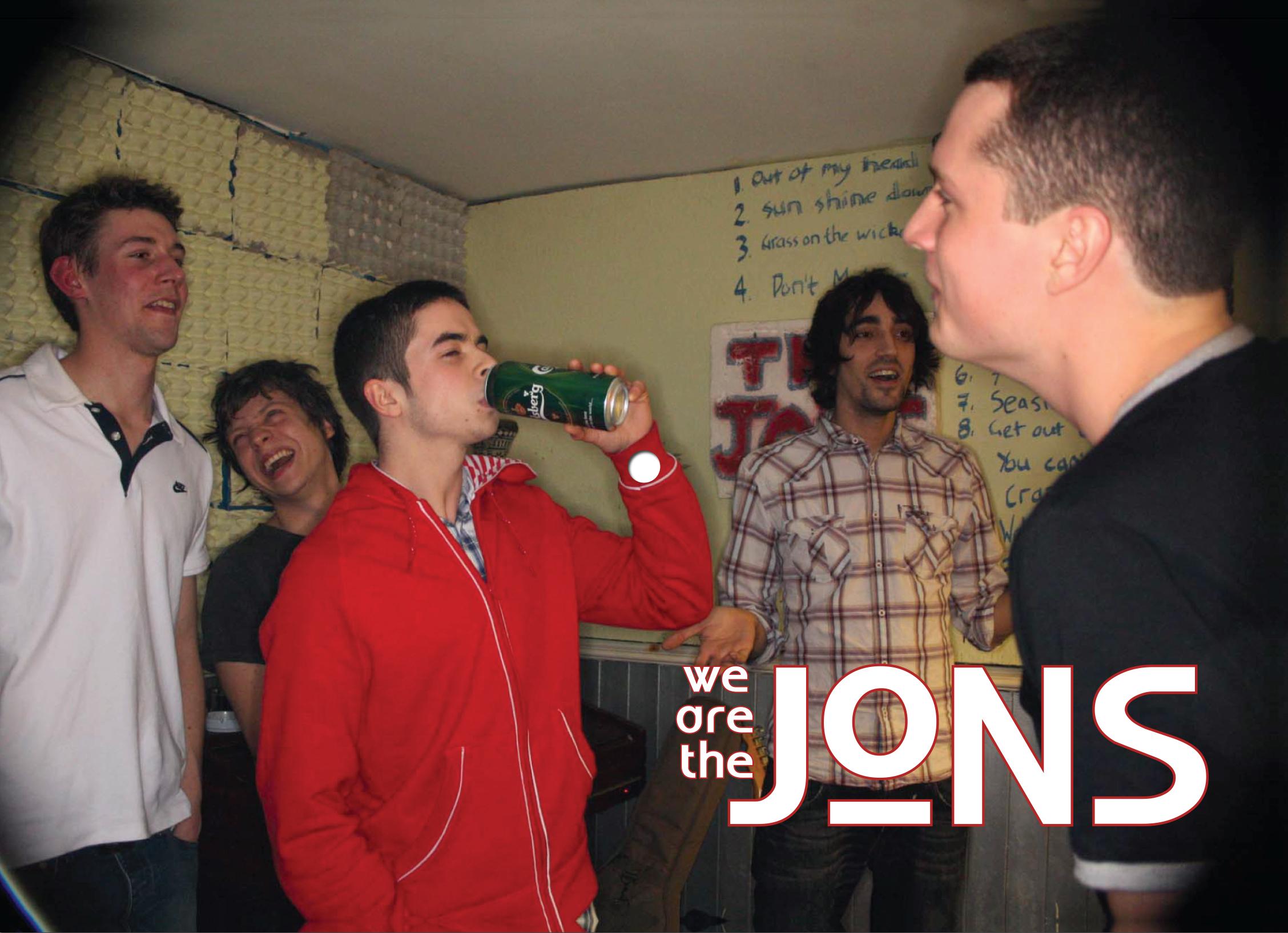 """The Jons - """"Flexi Set #5"""""""