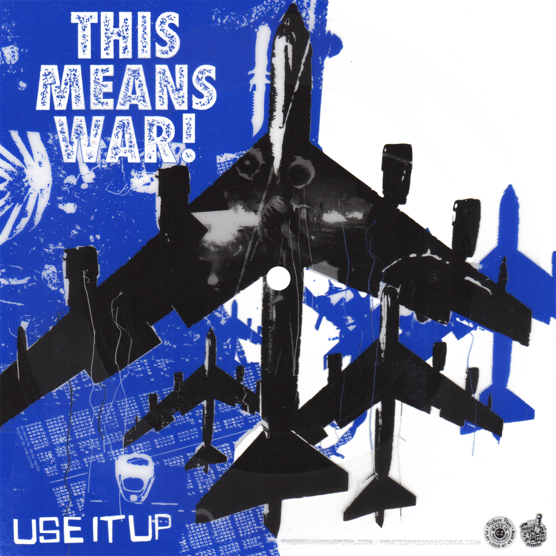 """This Means War! - """"Use It Up"""""""