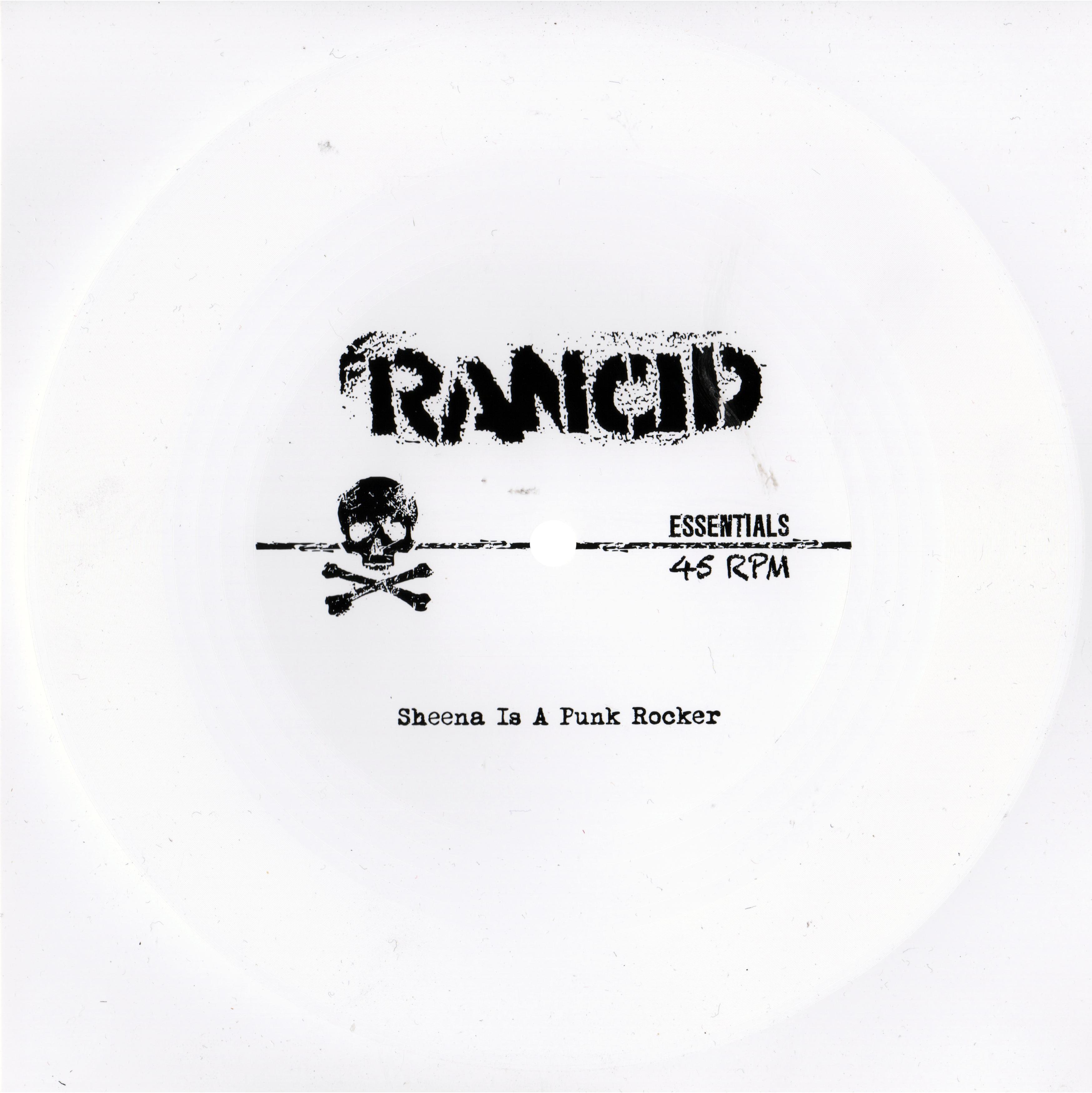 "Rancid - ""Sheena is a Punk Rocker"""