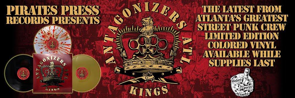 Antagonizers vinyl banner