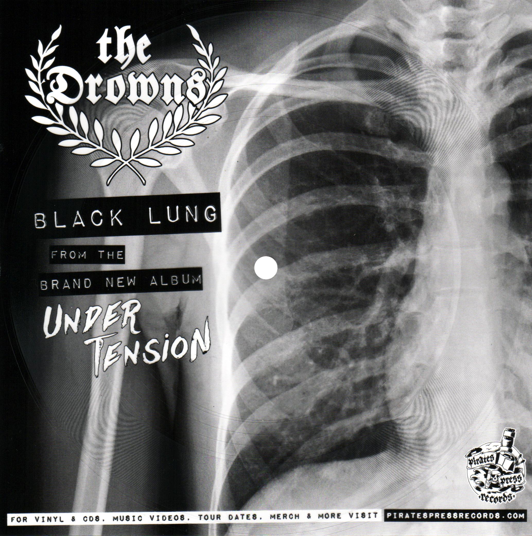 PPR250F2-The-Drowns-Black-Lung-Promo-Flexi